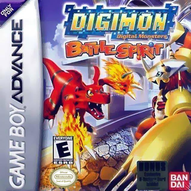 Digimon Games For John Gba | Games World