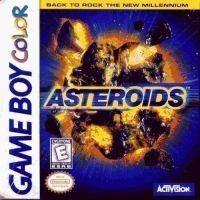 Asteroids ROM - Gameboy Color (GBC) | Emulator.Games