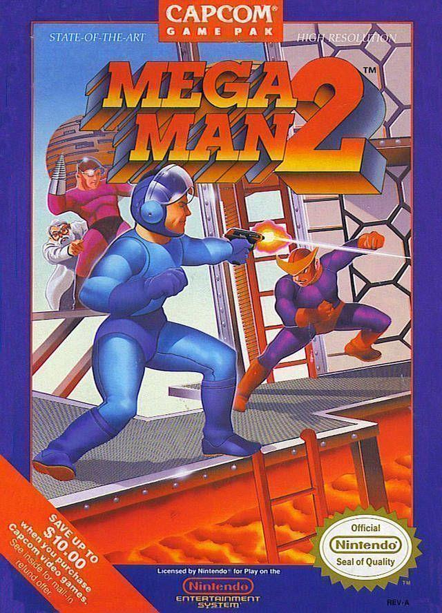 Mega Man 3 Rom Nintendo Nes Emulator Games