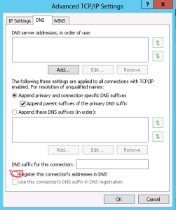 MPIO4 - Advanced TCP/IP Settings