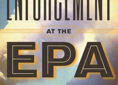 enforcement at the epa book cover color joel a mintz author