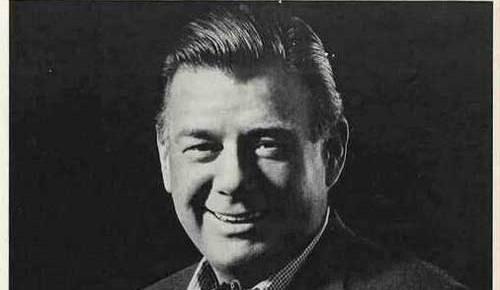 arthur godfrey black and white ad cbs radio you don't know this man