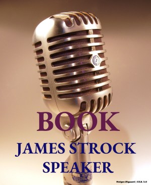 microphone_james_strock_keynote_speaker