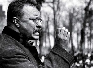 Theodore Roosevelt speaking profile at www.servetolead.org