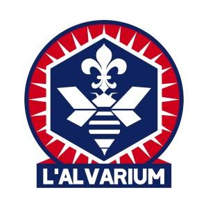 AUTOCOLLANTS - LOGO ALVARIUM