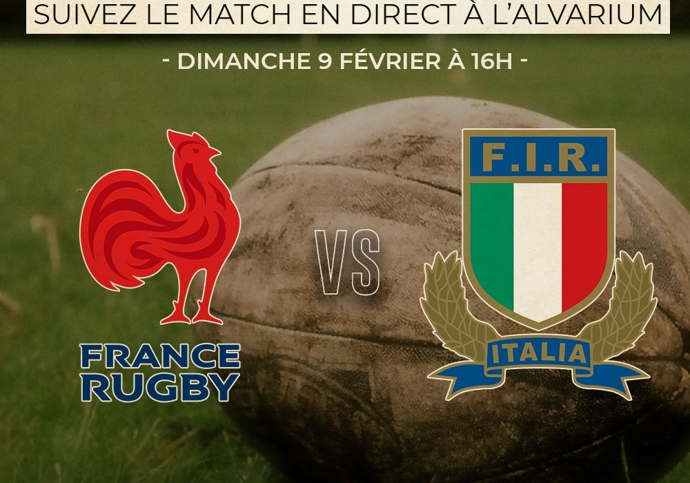 RUGBY | FRANCE-ITALIE