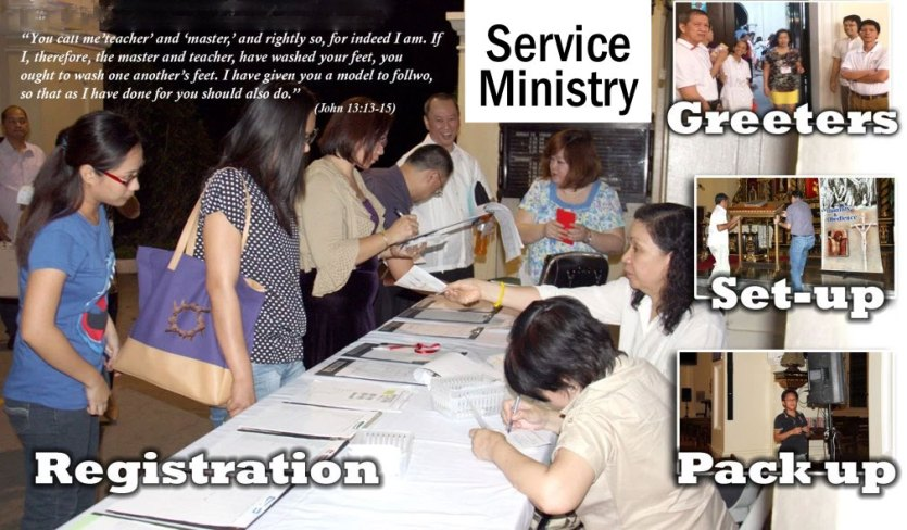 Service-Ministry