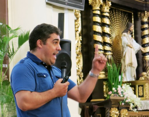 Fr Dave Domingues on Immaculate Conception dogma 26nov13
