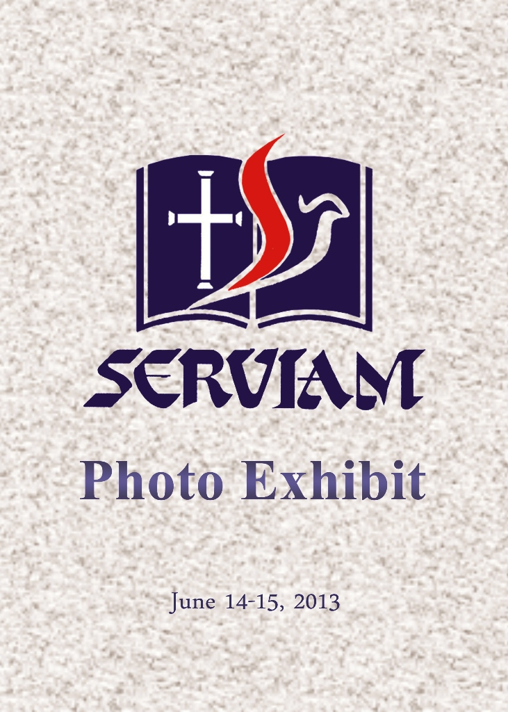 Serviam Photo Exhibit