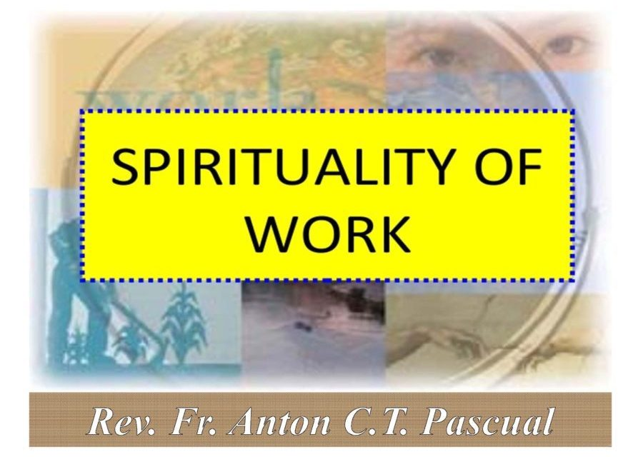 Spirituality of Work