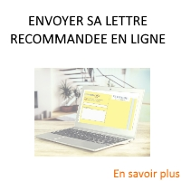 envoyer un recommandé en ligne