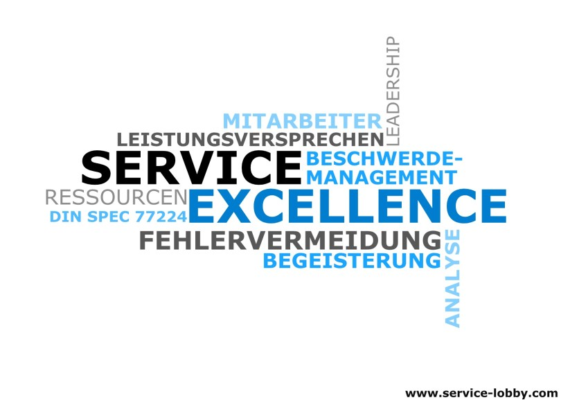 Coverbild Service Excellence