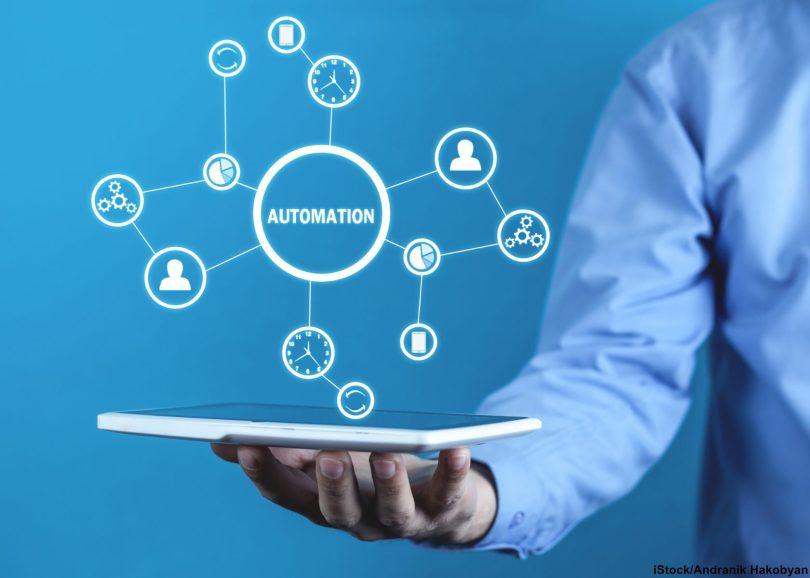 Beitragsbild Automatisierung im Service