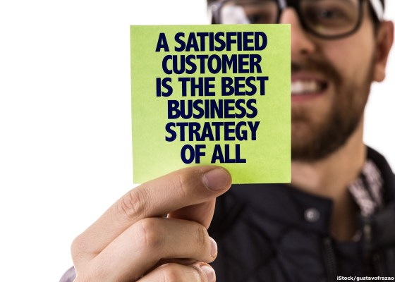 Coverbild Kundenerwartungen