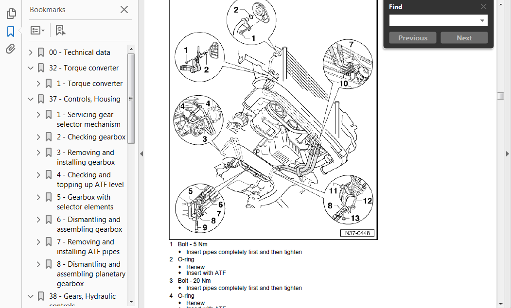 # OFFICIAL WORKSHOP Service Repair MANUAL for AUDI A6 C5