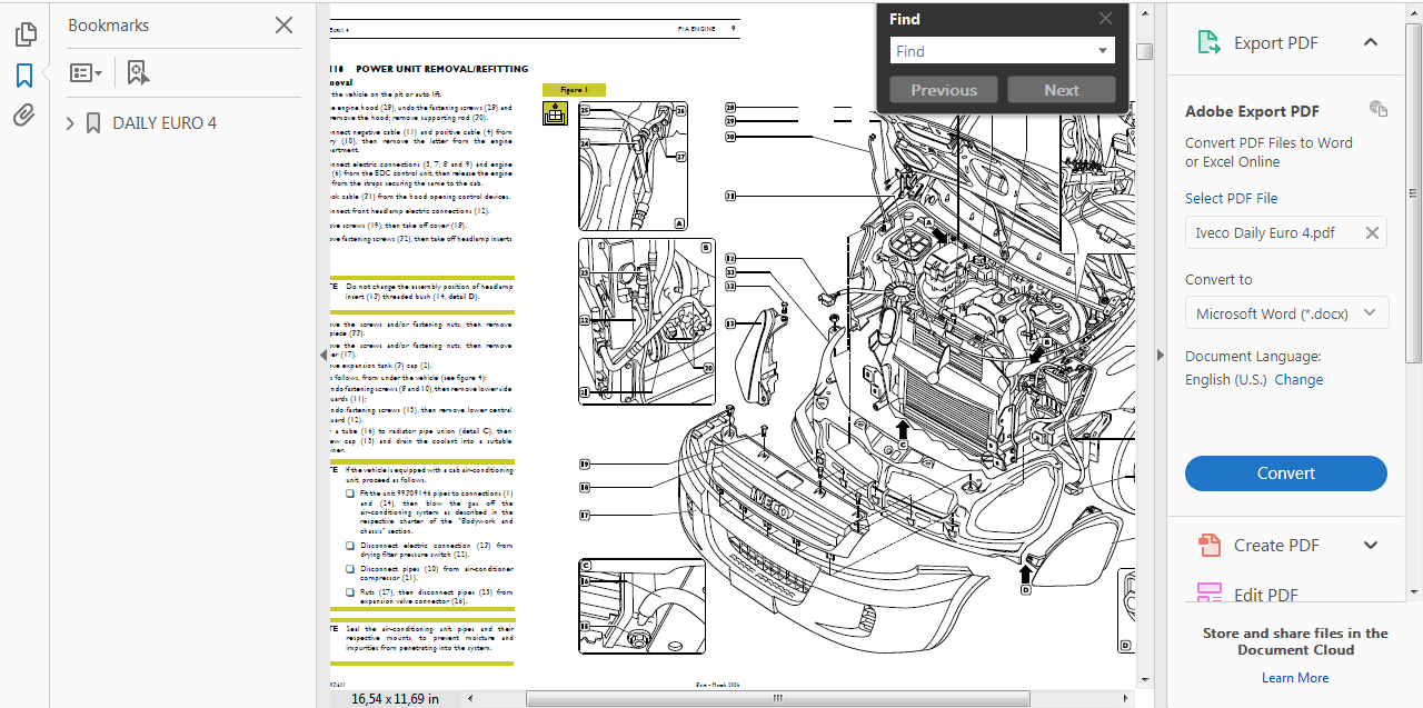 # OFFICIAL WORKSHOP Service Repair MANUAL for IVECO DAILY
