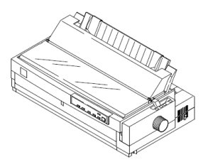 List of Epson LQ-2170 service manuals, repair instructions