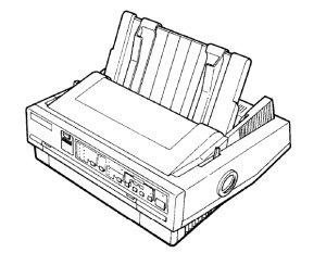 List of Epson LQ-570 service manuals, repair instructions