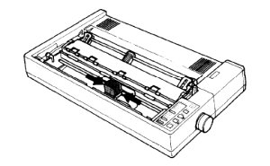 List of Epson LQ-850 service manuals, repair instructions