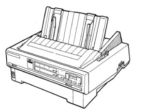 List of Epson LQ-870 service manuals, repair instructions