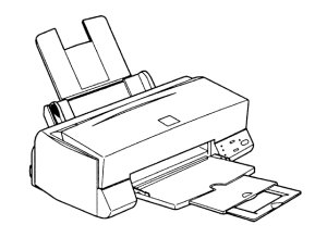 List of Epson Stylus Color 400 service manuals, repair