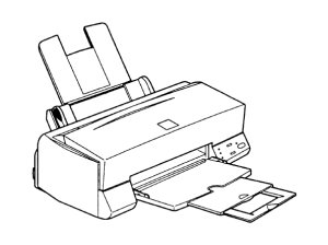 List of Epson Stylus Color 600 service manuals, repair