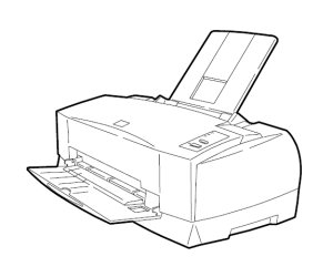 List of Epson Stylus Color 800 service manuals, repair
