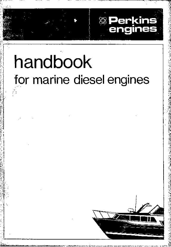 Servisni Prirucnik Za Perkins Brodske Motore Manual PDF