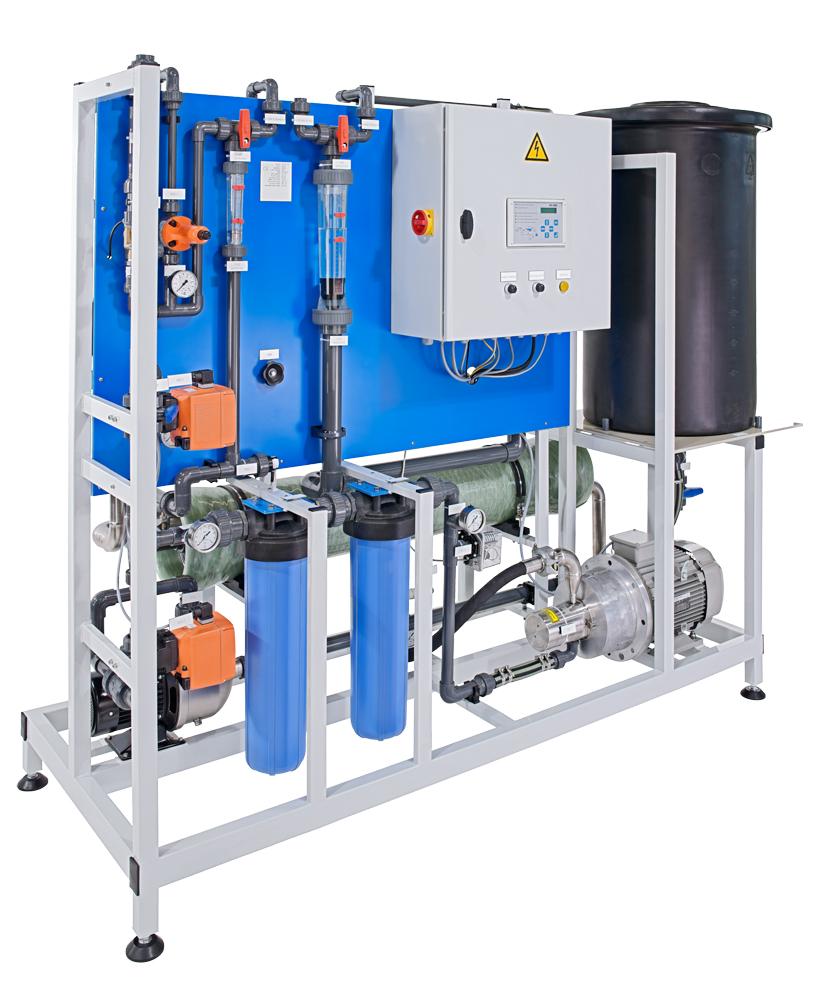 Umkehrosmoseanlagen - Wyss Wassertechnik Ag
