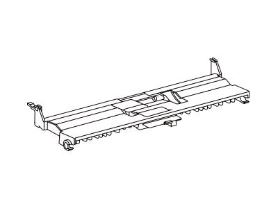 Lexmark Separation Roll Guide Assembly for X850e, X852e