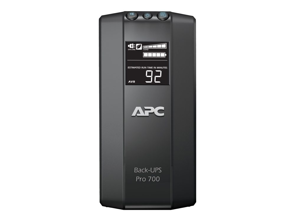 medium resolution of apc power saving back ups pro 700va 420w 120v 5 15p input 6 5 br700g