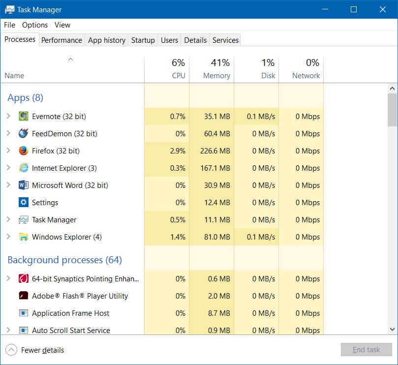 Fungsi Task Manager pada Komputer