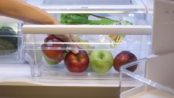 Cara menyimpan apel