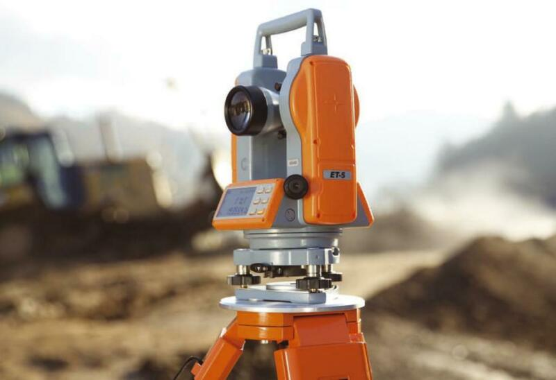 alat optik pengukur tanah