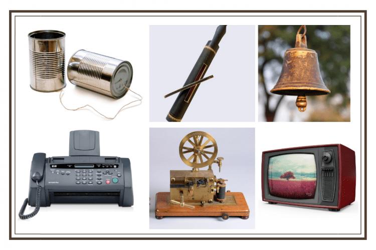 jenis alat komunikasi tradisional dan modern