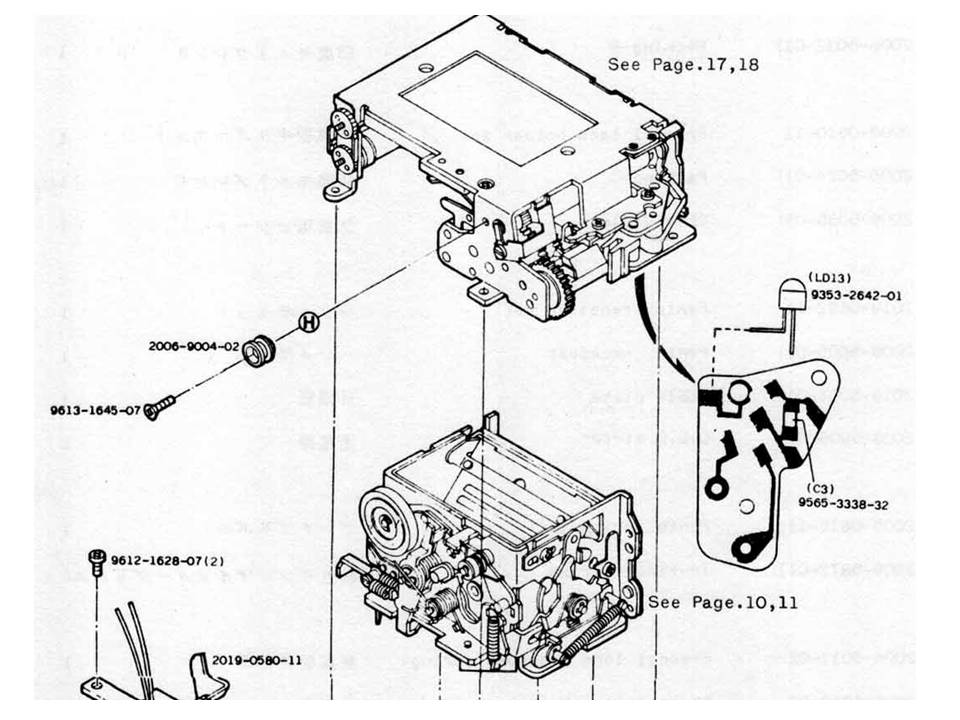 US$9.99: Minolta XE / XG SLR Repair Manual Package