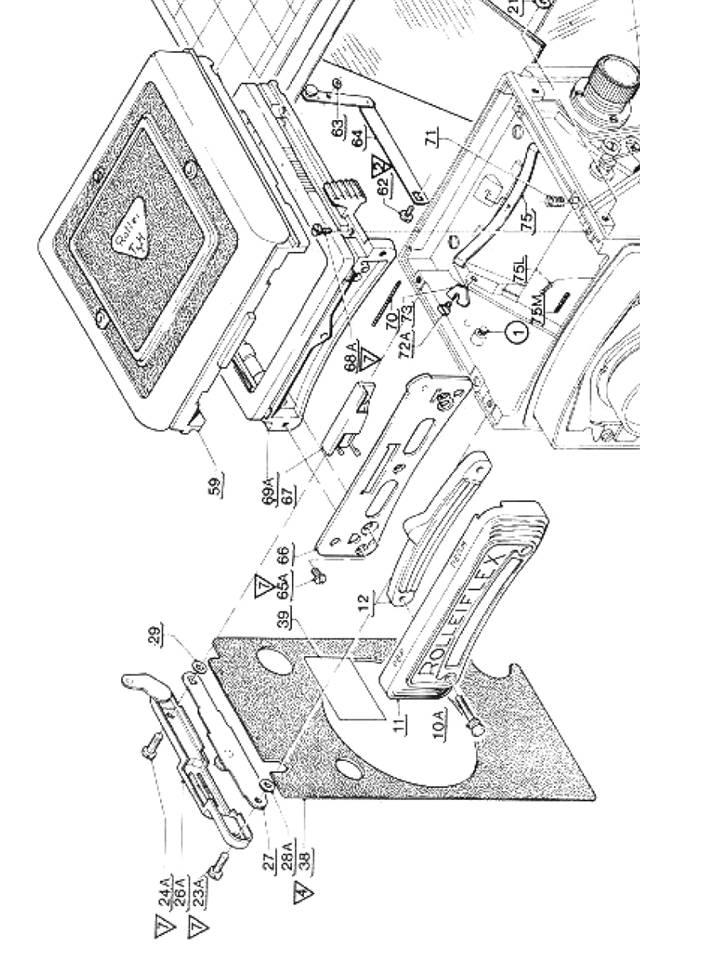 US$9.99: Rolleiflex 3.5 (Including E2 and E3, Not