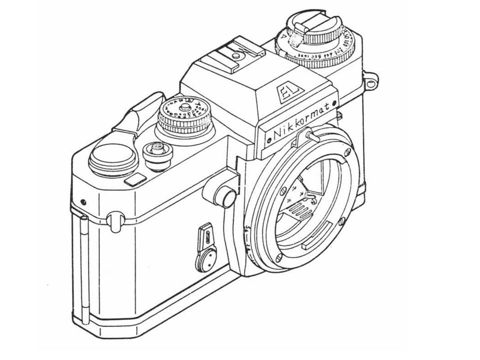 US$9.99: Nikkormat EL / FTN SLR Repair Manual Package