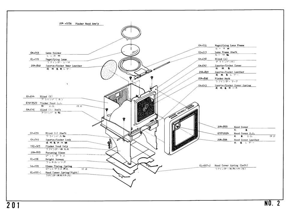 US$9.99: Yashica Mat 124G Service and Repair Manual
