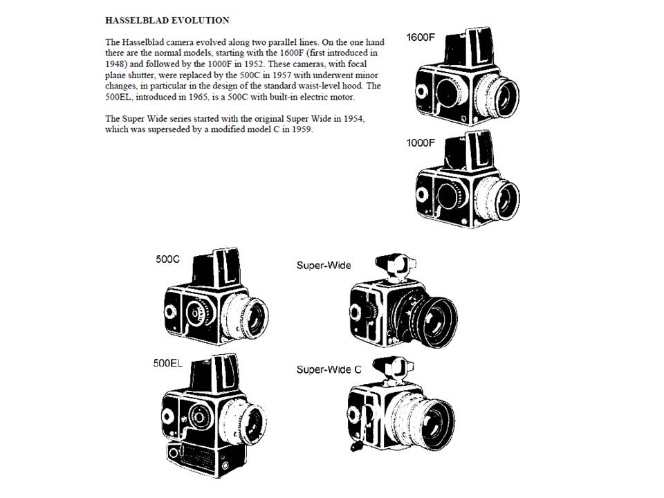 US$9.99: Yashica Twin Lens Reflex Guide and Hasselblad