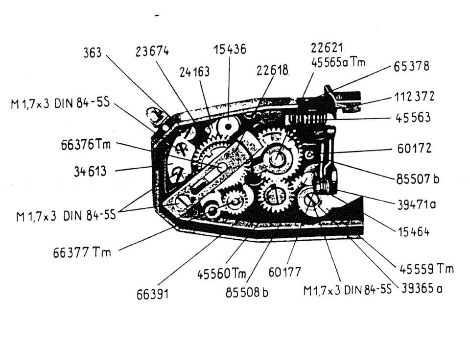 US$9.99: Contaflex I, II, III and IV Service and Repair