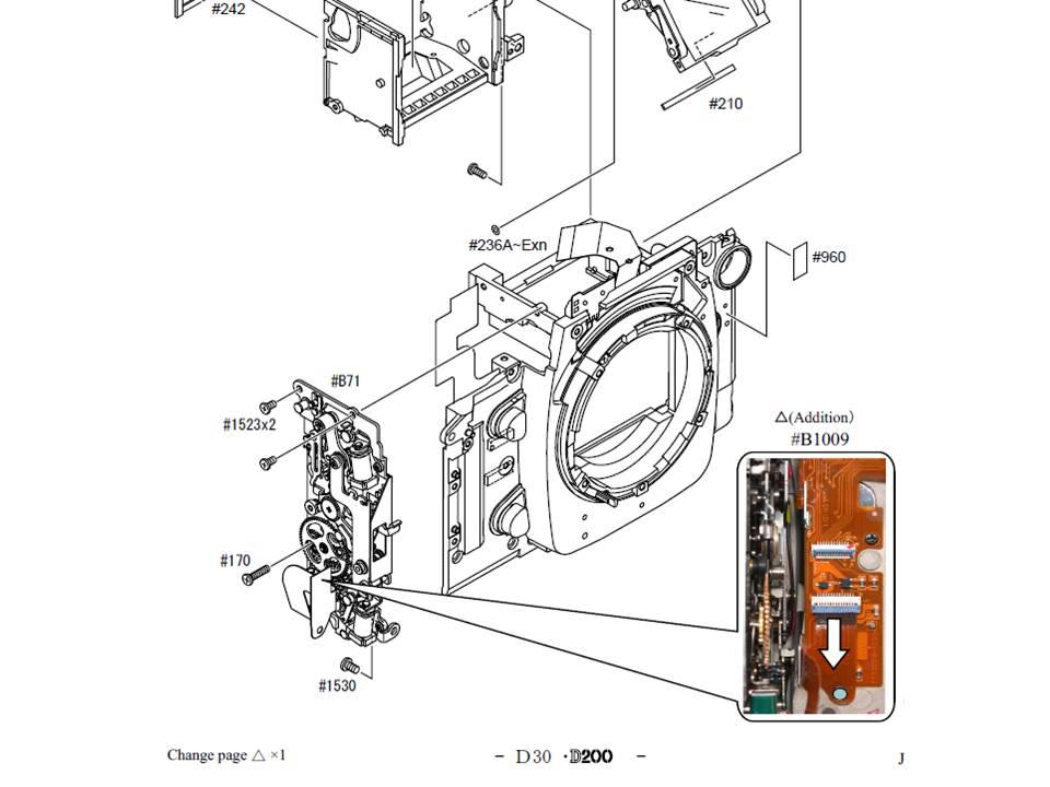 US$9.99: Nikon D40, Nikon D50 and Nikon D200 Repair Manual