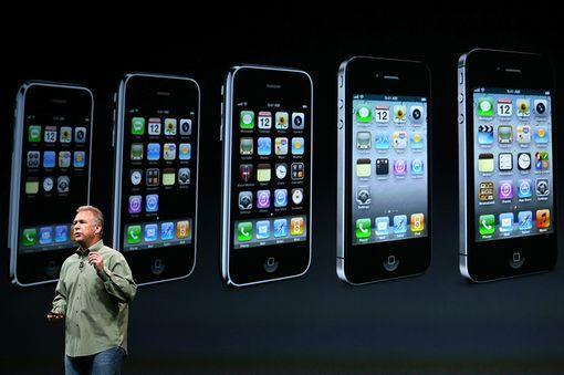 Perkembangan Iphone Apa Saja Yang Ubah Oss Service Center