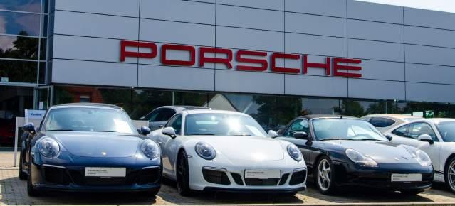 Certificat de conformité européen pour mon véhicule Porsche