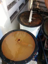 service yamaha filter air
