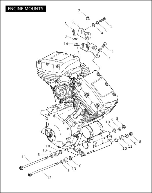 1998 Springer Softail Wiring Diagram. 4-under Springer