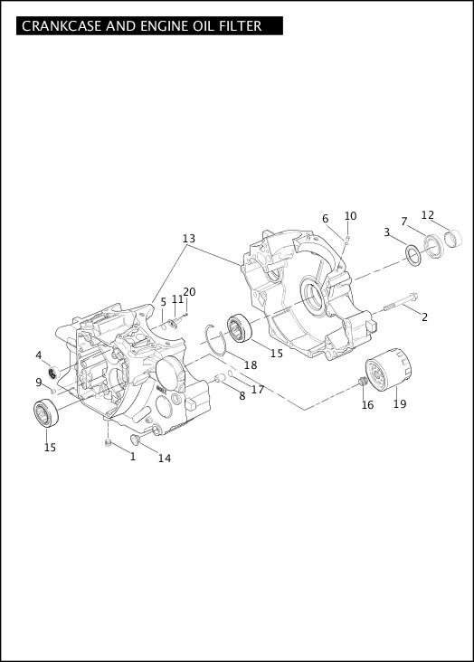 Bestseller: Harley Twin Cam Engine Diagram