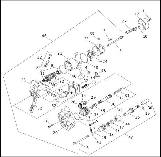 Wiring Manual PDF: 1930 Harley Davidson Engine Diagram