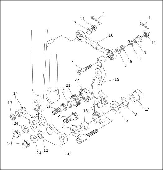 1989 Harley Davidson Heritage Softail Wiring Diagram