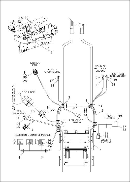 abs wiring diagrams harley slim  99455-16_486282_en_us - 2016 softail  models parts catalog harley